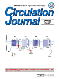 Circulation Journal(論文誌・英文)